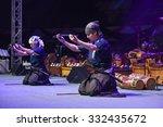 terengganu  malaysia   okt 24... | Shutterstock . vector #332435672