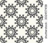 vector seamless pattern.... | Shutterstock .eps vector #332457458