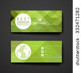 set of modern design banner... | Shutterstock .eps vector #332471282