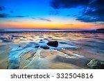 ballybunion beach  ireland | Shutterstock . vector #332504816