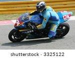 motorbike racing | Shutterstock . vector #3325122