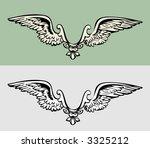 wings | Shutterstock .eps vector #3325212