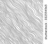 abstract pattern line art... | Shutterstock .eps vector #332554565