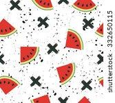 seamless pattern of juicy...   Shutterstock .eps vector #332650115