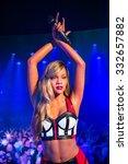 new york  usa   sep 22  2015 ... | Shutterstock . vector #332657882