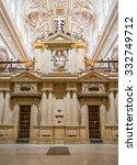 cordoba  spain   june 4 ... | Shutterstock . vector #332749712