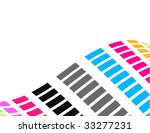 the colorful vector abstract... | Shutterstock .eps vector #33277231