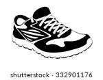 sneakers | Shutterstock .eps vector #332901176