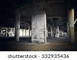 industrial interior of an...   Shutterstock . vector #332935436