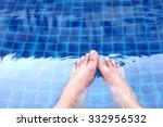 A Beautiful Swimming Pool In A...