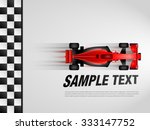 sport car | Shutterstock .eps vector #333147752