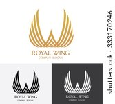 royal wing  wing logo royal...