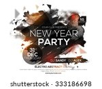 flyer  banner or poster for... | Shutterstock .eps vector #333186698