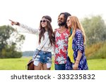 nature  summer  youth culture... | Shutterstock . vector #333235832