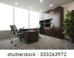 modern office | Shutterstock . vector #333263972