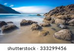 Cape Cove Beach Near By Heceta...