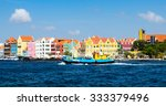 ships coming in and out of... | Shutterstock . vector #333379496