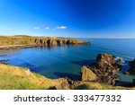 beautiful landscape of hill and ...   Shutterstock . vector #333477332