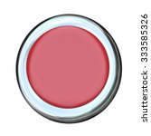round red button for start or... | Shutterstock . vector #333585326