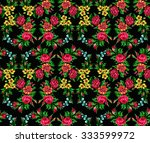 Wallpapers Or Textile. Color...