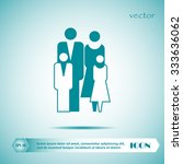 family graphic design   vector...   Shutterstock .eps vector #333636062