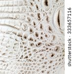 antique white leather... | Shutterstock . vector #333657116