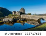 Eilean Donan Castle In Highland ...