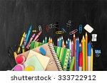 school. | Shutterstock . vector #333722912