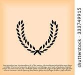 wheat vector icon | Shutterstock .eps vector #333749915