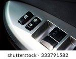 inside car door and control... | Shutterstock . vector #333791582