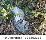 Illegal Dumping Of Old Lead...