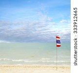 thailand beach  sea sand sky ... | Shutterstock . vector #333912665