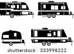 silhouette illustration of... | Shutterstock .eps vector #333998222