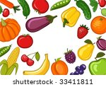 background | Shutterstock .eps vector #33411811