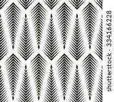Spruce In Monochrome Pattern ...