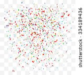abstract background with many... | Shutterstock .eps vector #334189436