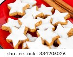 Christmas Cinnamon Star Cookie...