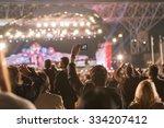 milan  italy   october 31 ... | Shutterstock . vector #334207412