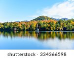 Adirondacks Peak Fall Foliage...