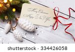 art christmas holidays sale ... | Shutterstock . vector #334426058