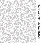 wallpaper in the style of...   Shutterstock .eps vector #334590098