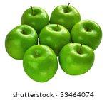 Fresh Granny Smith Apples