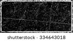 grunge rubber stamp texture | Shutterstock .eps vector #334643018