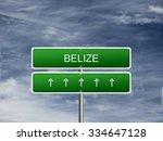belize refugee illegal... | Shutterstock . vector #334647128