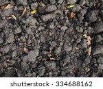 dug over chestnut soil in...   Shutterstock . vector #334688162
