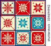 Christmas Background  Quilt ...