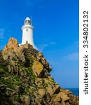 Lighthouse La Corbiere On The...
