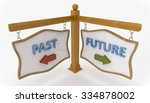 time concept signpost | Shutterstock . vector #334878002