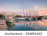 adamantas  greece   october 08  ... | Shutterstock . vector #334896332
