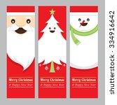Santa Claus  Tree  Snowman...